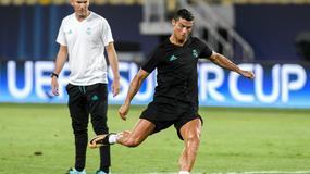 Zinedine Zidane: C. Ronaldo gotowy do gry mimo długiej przerwy
