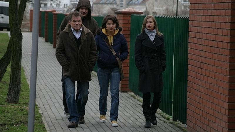 <strong>Marek Włodarczyk, Tomasz Karolak, Joanna Jabłczyńska i Magda Schejbal</strong>