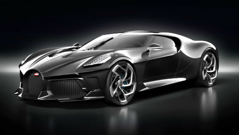 The Bugatti La Voiture Noire Has The Nicest Rear End In: 5 Interesting Facts About The Most Expensive New Car Ever