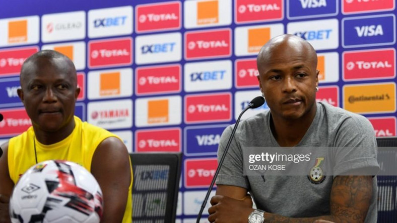Image result for kwesi appiah andre ayew