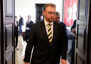 Apel nowego ministra do rezydentów. 'Poczekajcie jeszcze kilka dni'