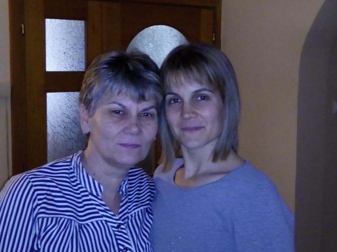 Rada Korda i Andriana Ristić, vlasnice pekare iz Novih Banovaca
