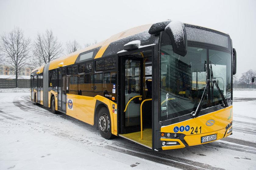 PKM Gliwice kupiło 11 nowych Solarisów