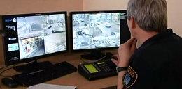 Spostrzegawczy strażnik. Wypatrzył na monitoringu przestępców