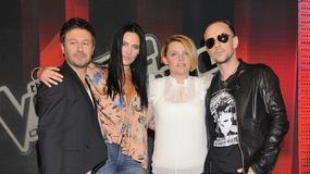 """Nergal w """"The Voice of Poland"""": bardzo mi się podobało jak przede mną klęczałaś"""