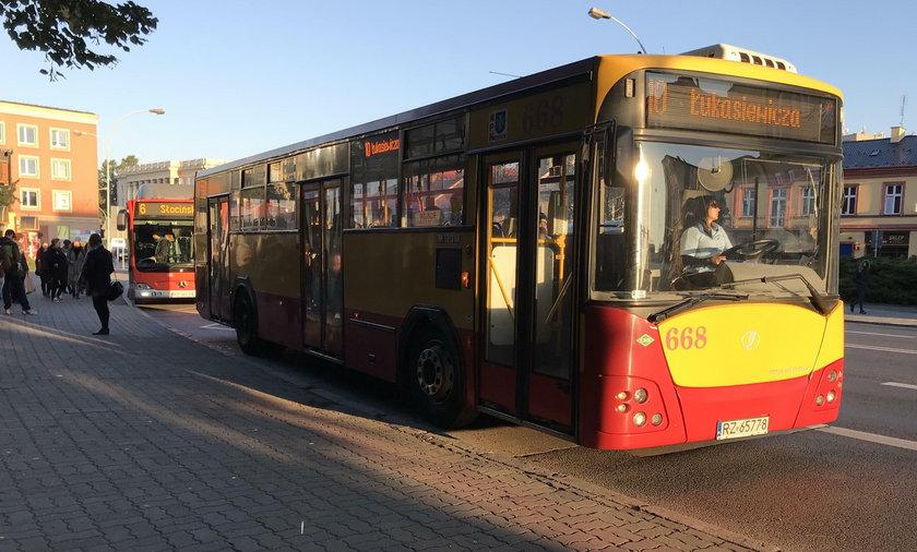 Autobus MPK w Rzeszowie