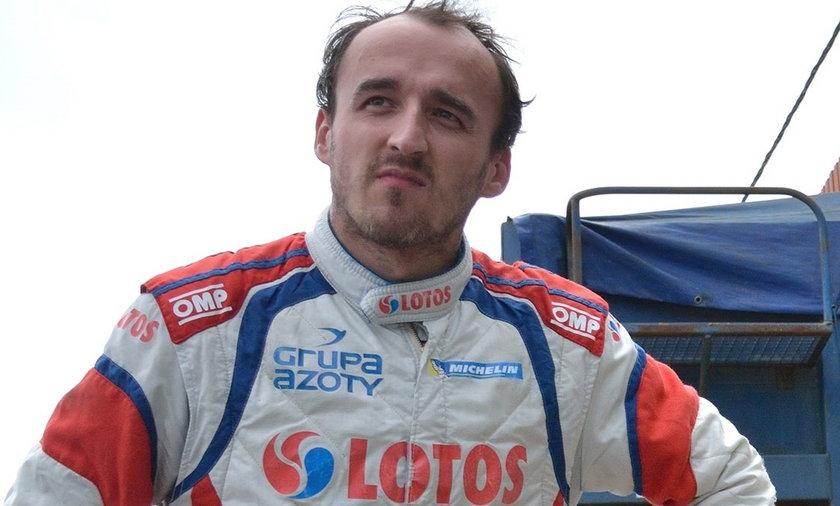 Robert Kubica, rajd portugalii