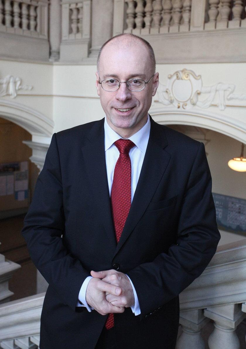 Kazimierz Koralewski, radny PiS z Gdańska