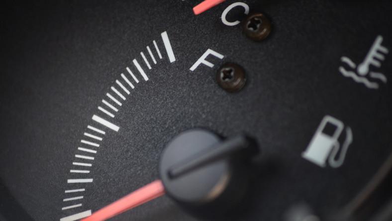 Wskaźnik paliwa