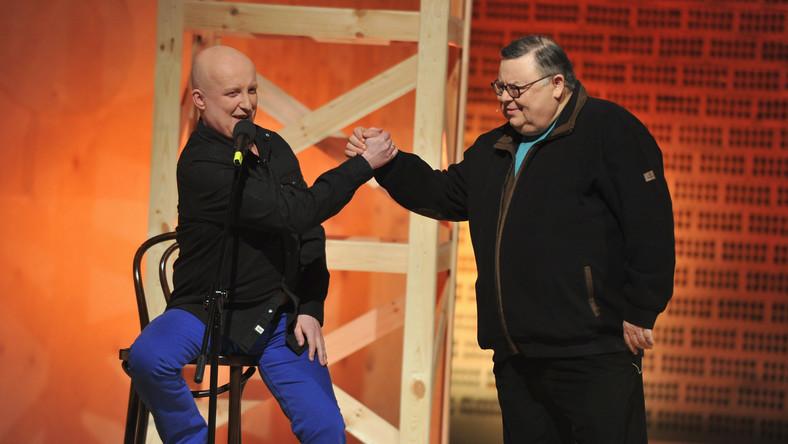Piotr Bukartyk i Wojciech Mann
