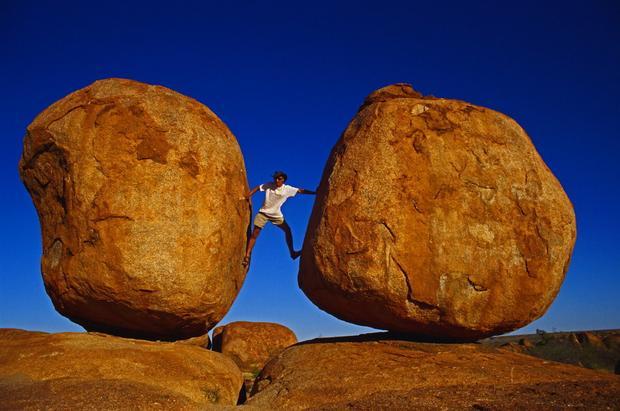 Australia - Karlu Karlu, Terytorium Północne