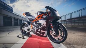 KTM prezentuje swój motocykl i team Moto2