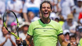 Rafael Nadal o krok od mistrzostwa w Miami