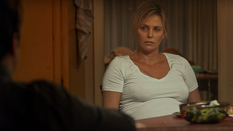 """Charlize Theron w filmie """"Tully"""""""