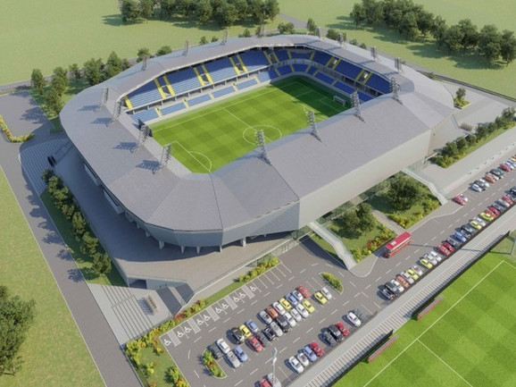 stadion kraljevo 01 Promo Grad Kraljevo Energoprojekt