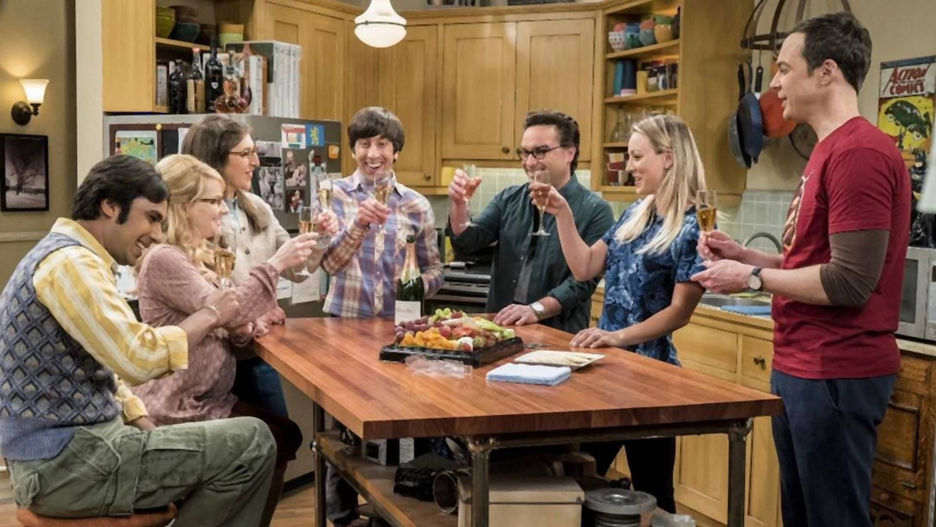 """The Big Bang Theory"": So endet die Erfolgs-Serie"