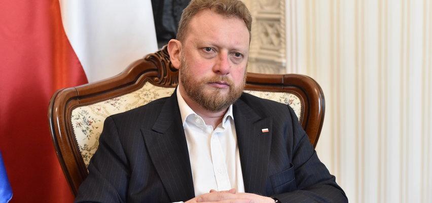 Szumowski: Na szczęście nie jestem na miejscu ministra Niedzielskiego. Trafił na trudny okres