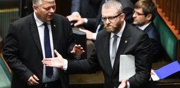 Awantura w Sejmie. Dlaczego Braun musiał opuścić mównicę?