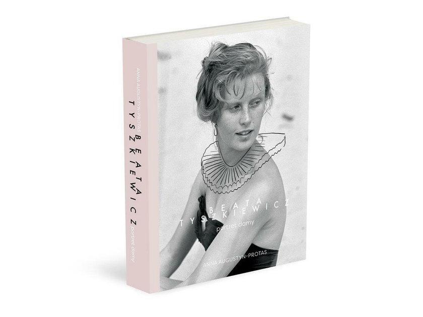Książka o Beacie Tyszkiewicz