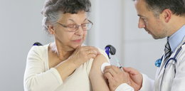 Seniorze! Zaszczep się przeciwko grypie!