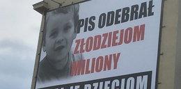 Wojna billboardowa PiS-PO. Mocna wymiana ciosów