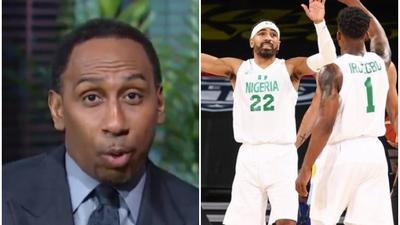 American sports personality Stephen A. Smith apologises to Nigerians over disrespectful comments about their basketball team