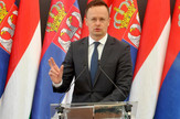 Ivica Dačić, Peter Sijarto, Novi granični prelaz, Srbija, Mađarska