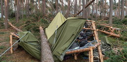 Śmiertelne tornado w Suszku. Sąd w Łodzi wydał wyrok na komendanta obozu harcerskiego.