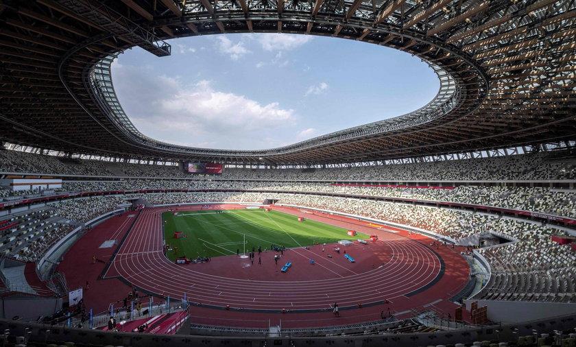 Tokio 2020. Ceremonia otwarcia odbyła się 23 lipca. Igrzyska w Japonii potrwają do 8 sierpnia.