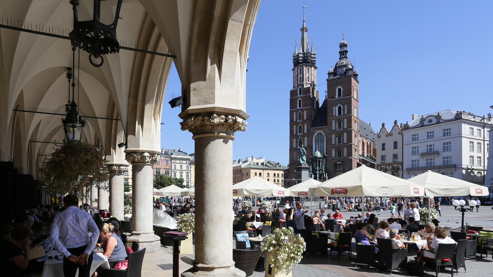 Krakowska gastronomia, jak każda, miewa swoje lepsze i gorsze momenty