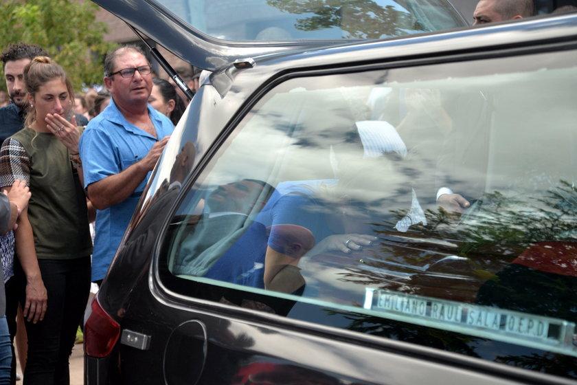 Argentyna: Zmarł Horacio Sala, ojciec piłkarza Emiliano Sali