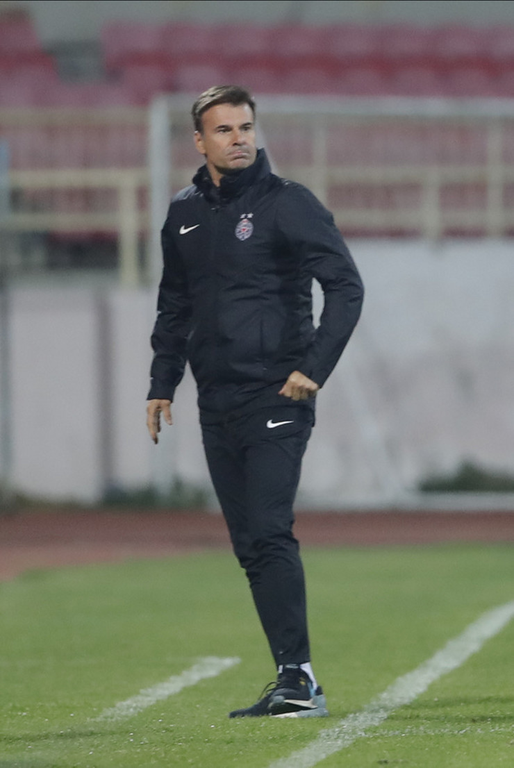 Aleksandar Stanojević FK Partizan