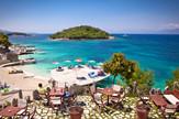 albanija saranda Ksamil beach foto shutterstock_199392893