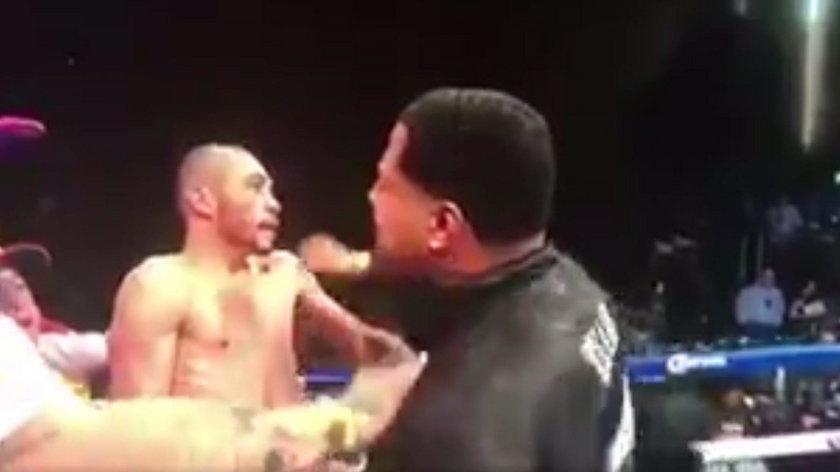 Ogromny skandal w boksie
