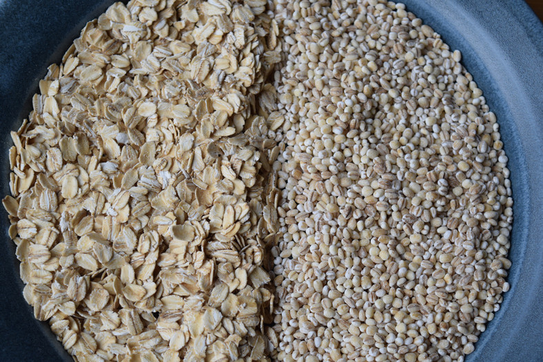 Barley and Oats(Seeds)
