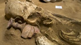 Archeolodzy odkryli cmentarz Filistynów. Biblijna zagadka bliska rozwiązania?