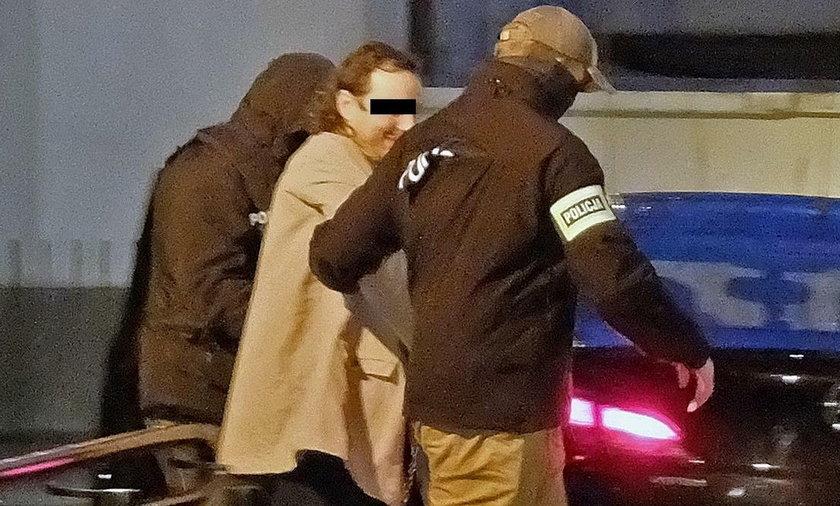 Porwanie 25-latki i jej córki. Sąd aresztował ojca i wspólnika