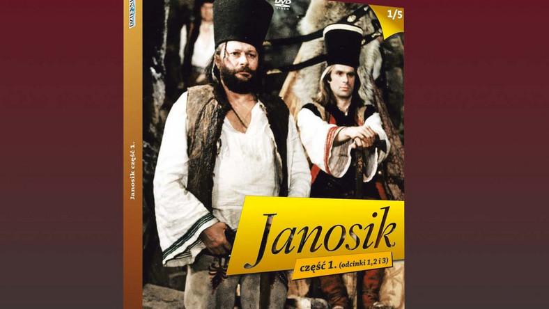 """Wraz z DZIENNIKIEM ukaże się na DVD pierwsza część """"Janosika"""""""