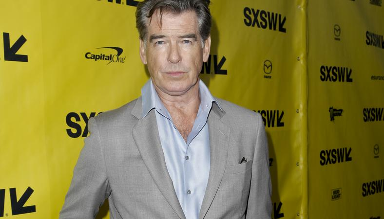 Pierce Brosnan/ Fotó:GettyImages
