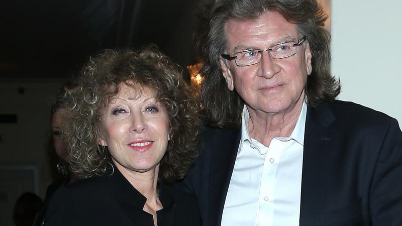 Alicja Majewska i Zbigniew Wodecki
