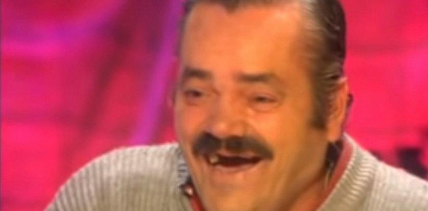 """Juan Joya Borja """"El Risitas"""" nie żyje. Jego śmiech znał każdy"""