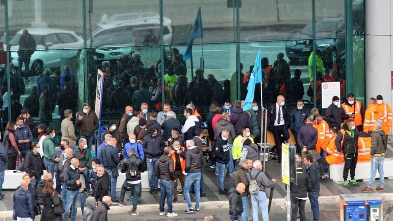 Strajk we Włoszech