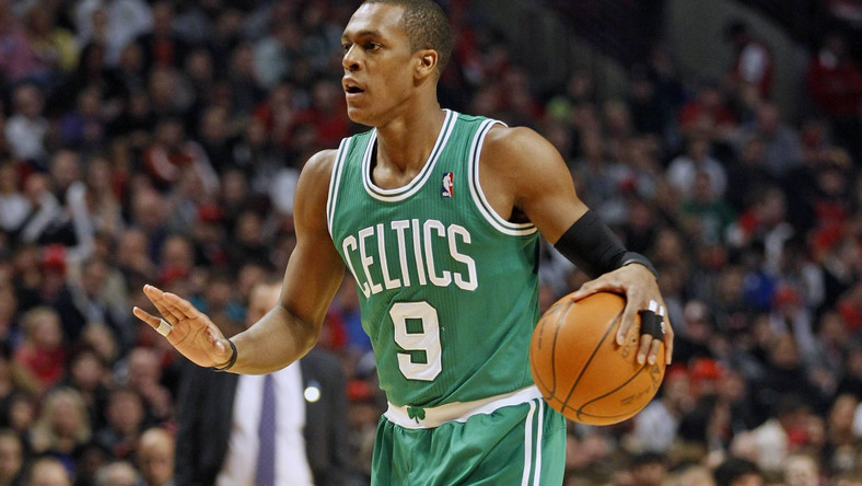 Koszykarz Boston Celtics