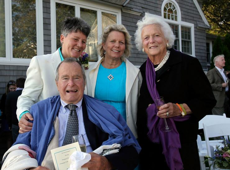 Džordž Buš Stariji Porodica na okupu: Familija Buš