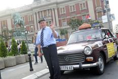 Taksista Zivota Jevremovic vozio besplatno