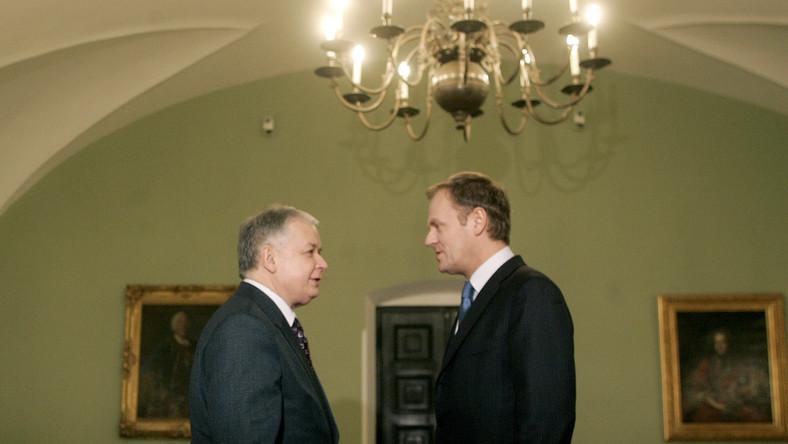 Prezydent i premier porozmawiają o tarczy