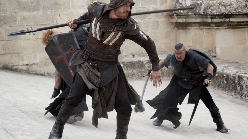 """Assassin's Creed"" - kadr z filmu"