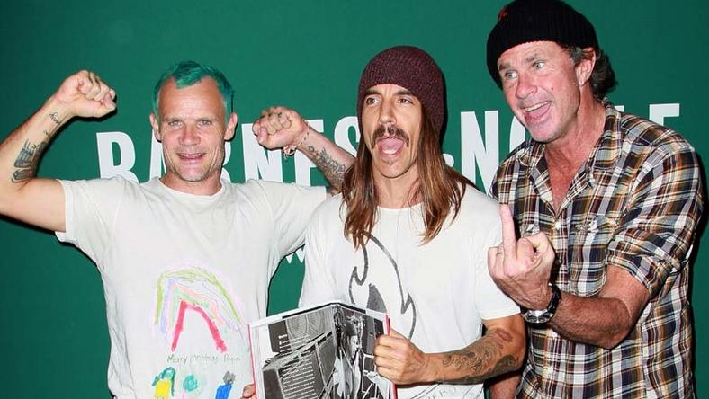 Red Hot Chili Peppers (fot. Getty Images)