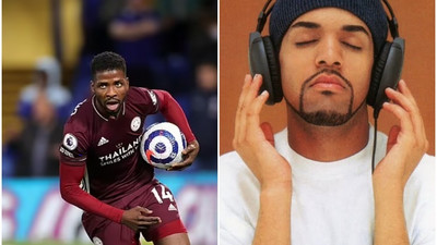 Twitter uses Craig David's 7 Days to mark Kelechi Iheanacho's Premier League record of scoring on every day of the week