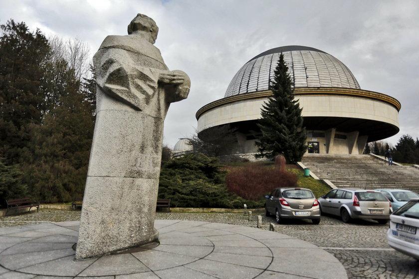 Chorzów. Planetarium Śląskie